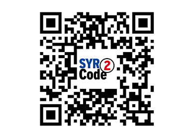 QR-Code for https://syrcode2.syr.de/Registration.aspx?q=uFXOI1wr%2bzyzKgH9AnsNCw%3d%3d&s=2