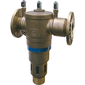 Flange Backflow Preventer BA 6600
