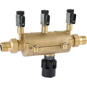 Backflow Preventer BA 6610 In-line LF