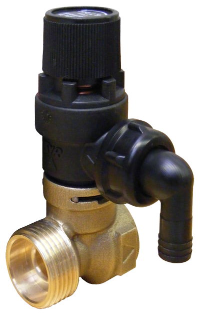 Safety Group 34 with check valve