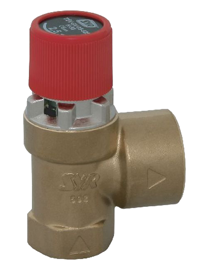Pressure Relief Valve 1915 and 6115
