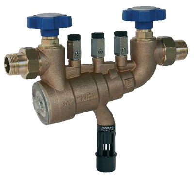 Backflow Preventer BA 6600