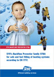 SYR's Backflow Preventer family STBA 